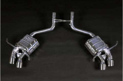 Capristo Sportowy układ wydechowy z klapami GranTurismo