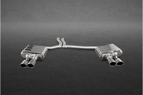 Capristo Sportowy układ wydechowy z klapami S4 B8 V6