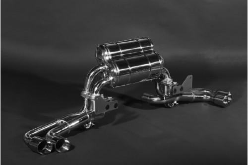 Capristo Sportowy układ wydechowy z klapami 430