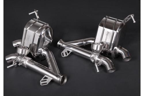 Capristo Sportowy układ wydechowy z klapami FF