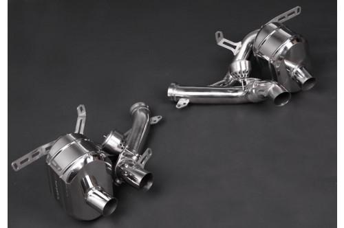 Capristo Sportowy układ wydechowy z klapami F12 Berlinetta