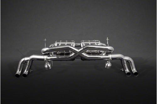 Capristo Sportowy układ wydechowy z klapami R8 V8