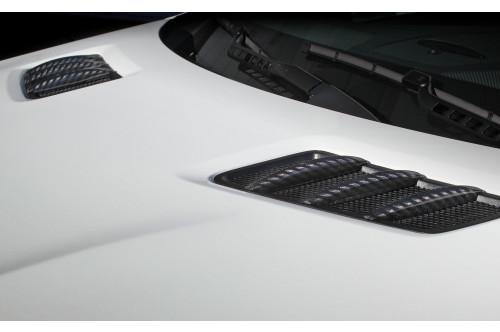 Topcar Wloty powietrza w masce GLE Coupe C292