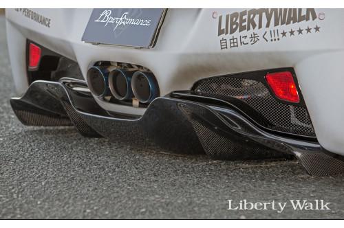 Liberty Walk Dyfuzor 458 Italia