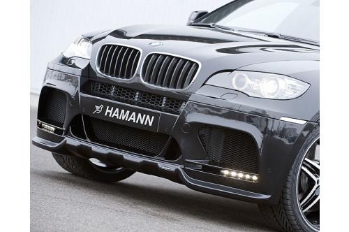Hamann Przedni zderzak X6 M E71
