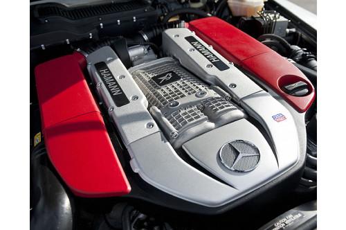 Hamann Pakiet mocy HM600 G 55 AMG W463