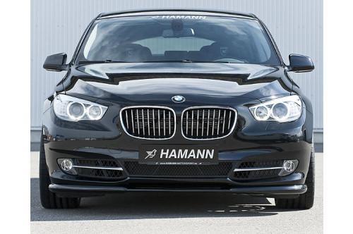 Hamann Przedni spojler 5 GT F07