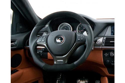 Hamann Sportowa kierownica X5 M E70