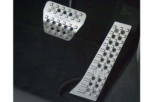 Hamann Aluminiowe pedały X3 F25