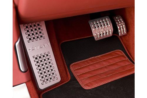 Hamann Aluminiowy zestaw pedałów Continental GT