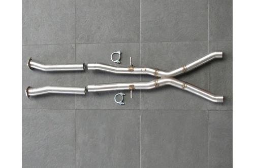 Hamann Przelotowy układ wydechowy Continental GT