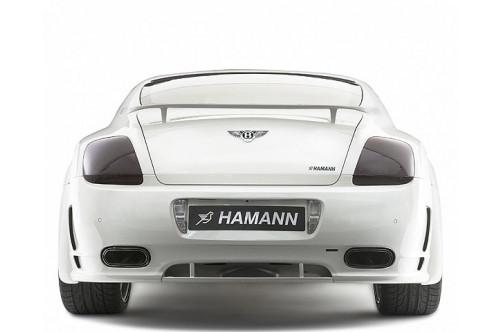 Hamann Tylny zderzak Continental GT