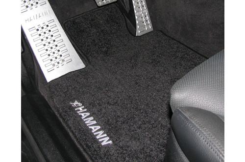 Hamann Ekskluzywne dywaniki 5 GT F07