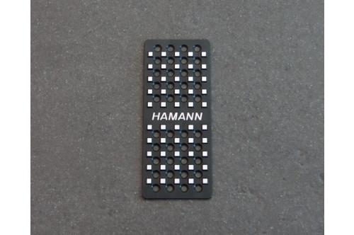 Hamann Aluminiowy podnóżek Cayenne 958