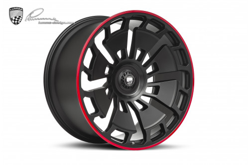 "Lumma Design Kute felgi FUTUR 22"" G W463A"