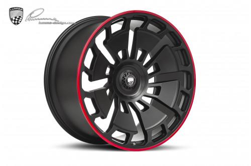 "Lumma Design Kute felgi FUTUR 23"" G W463A"