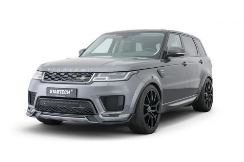 Startech Poszerzenia nadkoli Range Rover Sport 2013