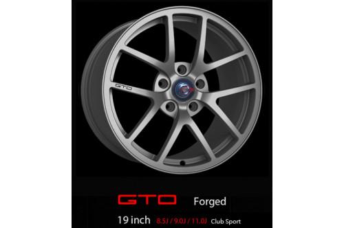 "F.MATCH Kute Felgi GTO Club Sport 19"""