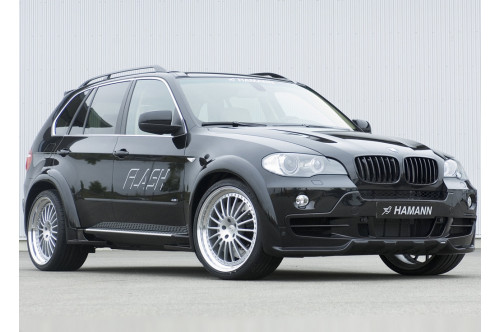Hamann Pakiet Flash - BMW X5 E70
