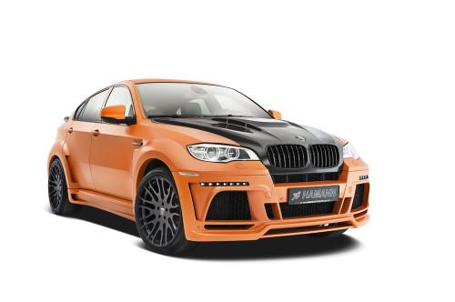 Hamann Pakiet Tycoon II M - BMW X6 M