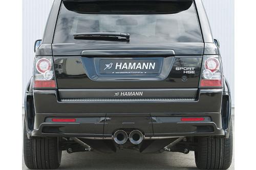 Hamann Tylny zderzak II Range Rover Sport 2009
