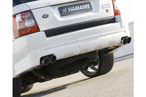 Hamann Dokładka tylnego zderzaka Range Rover Sport 2009