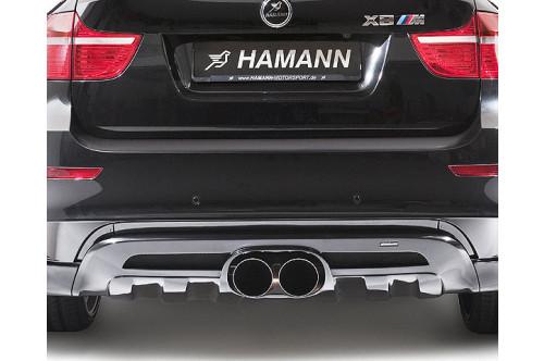 Hamann Tylny zderzak X6 M E71
