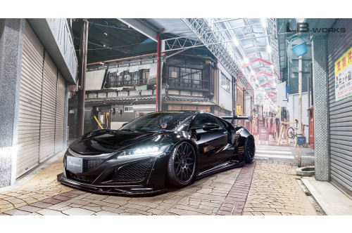 Liberty Walk Bodykit LB Works NSX