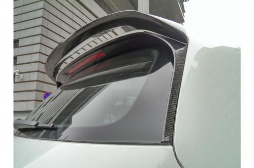 Boca Design Dokładki tylnego spoilera Golf VII GTI