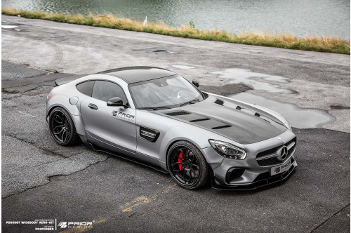 Prior Bodykit PD800GT AMG GT