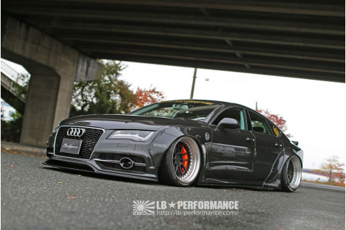 Liberty Walk Bodykit LB Works A7 4G