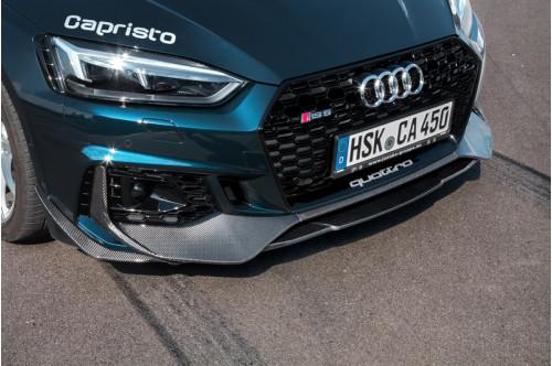Capristo Przedni spoiler RS4 B9
