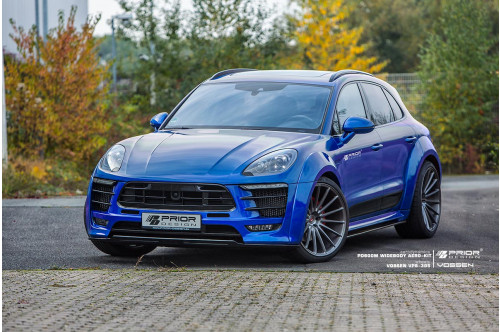 Prior Bodykit PD600M Macan 95B