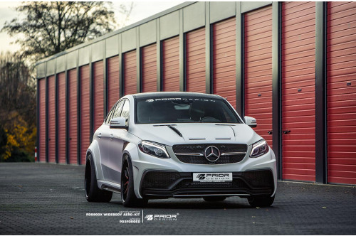 Prior Bodykit PDG800X GLE Coupe C292