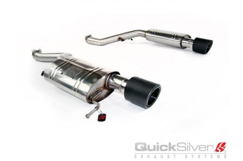 Quicksilver Sportowy tłumik tylny XE
