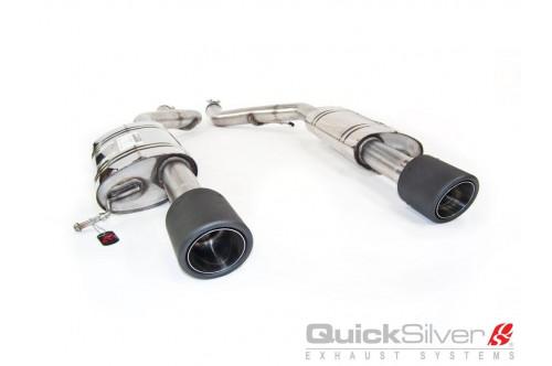 QuickSilver Sportowy tłumik tylny XF 2016