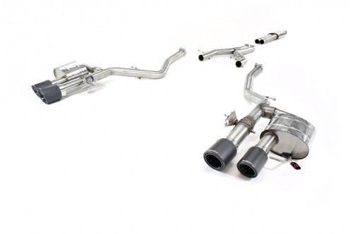Quicksilver Sportowy układ wydechowy z klapami F-Pace SVR