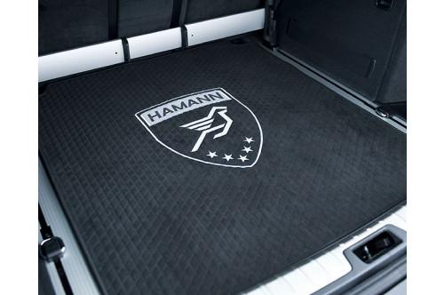 Hamann Ekskluzywna wykładzina bagażnika X6 E71