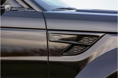 Lumma Design Wloty powietrza w nadkolach Range Rover Sport SVR 2013