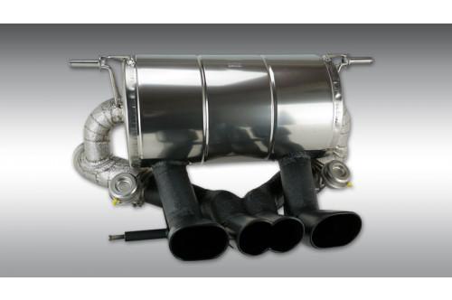 Novitec Sportowy układ wydechowy z klapami Aventador S