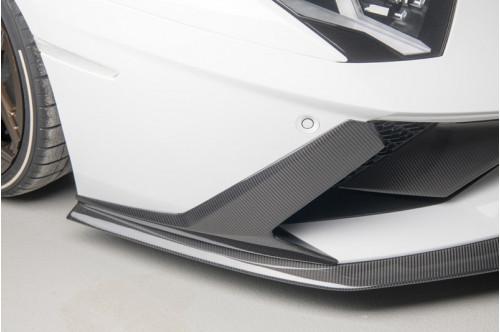 Novitec Przednie splittery Aventador S