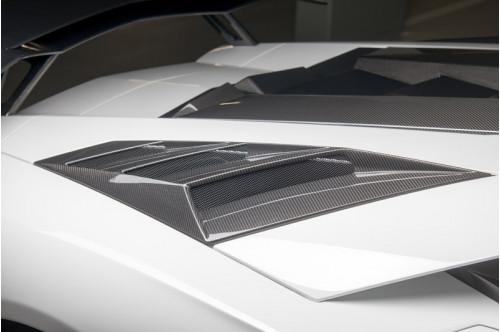 Novitec Tylne wloty powietrza Aventador S