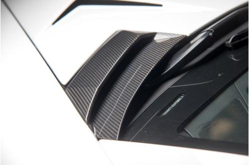 Novitec Wloty powietrza w masce Aventador S