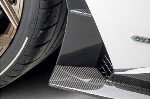 Novitec Dokładki progów Aventador S