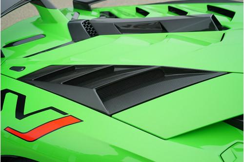 Novitec Wloty powietrza do silnika Aventador SVJ
