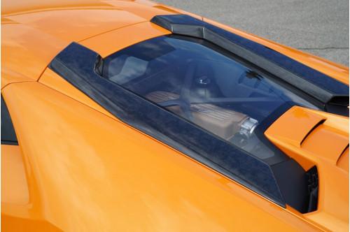 Novitec Wloty powietrza do silnika Huracan Performante