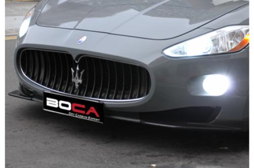Boca Design Przedni spoiler GranTurismo