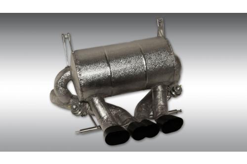 Novitec Sportowy układ wydechowy z klapami Aventador SVJ