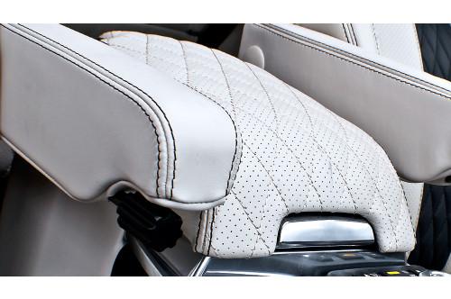 Kahn Skórzany podłokietnik Range Rover Sport 2009