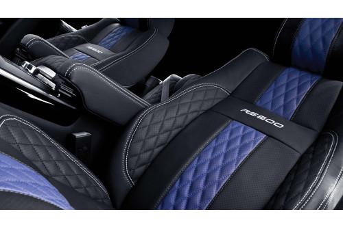 Kahn Skórzana tapicerka RS Range Rover Sport 2009